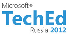 Teched2012 лого