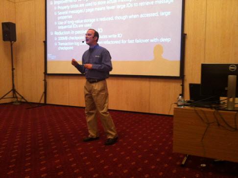 Scott Schnoll на конференции TechEd 2012